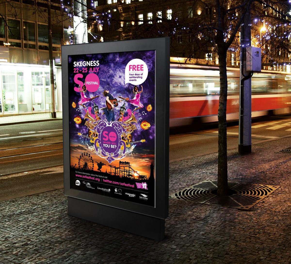 So Festival Bus Stop