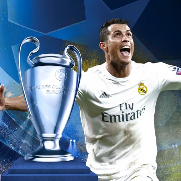 UEFA-Homepage