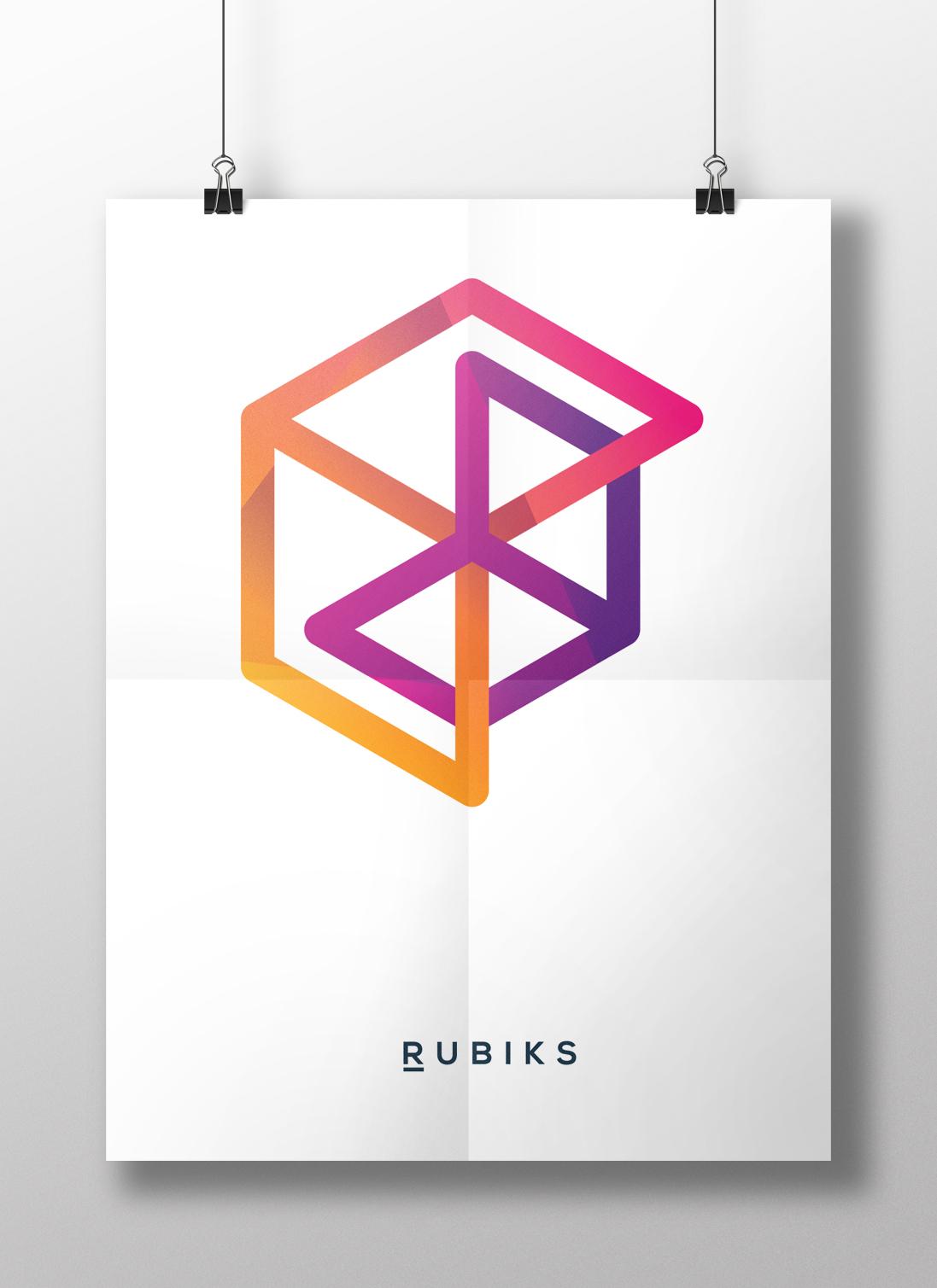 rubiks poster_mockup3